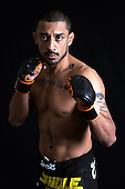 BAMMA 8 fighter portraits. 9-12-11