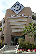 Irvine Station OCTA, Metrolink, Amtrak