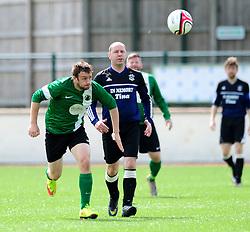 Conor Sanderson of SWYD United - Mandatory by-line: Dougie Allward/JMP - 08/05/2016 - FOOTBALL - Keynsham FC - Bristol, England - BAWA Sports v SWYD United - Presidents cup final