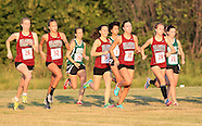 OC Women's Cross Country UCO Land Run - 9/7/2013