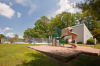 Architectural photography of Woods of Williamsburg Apartments in Williamsburg VA by Jeffrey Sauers of Commercial Photographics.