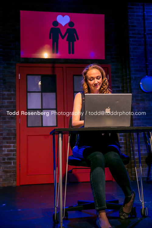 2/18/16 8:41:21 PM -- The Second City Presents<br /> #DateMe an OK Cupid Experiment<br /> <br /> &copy; Todd Rosenberg Photography 2016