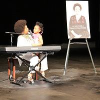 Jenifer Lewis Book Signing at Webster University