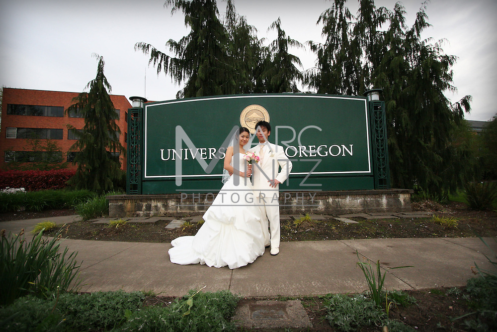 sayaka and tomo's oregon wedding