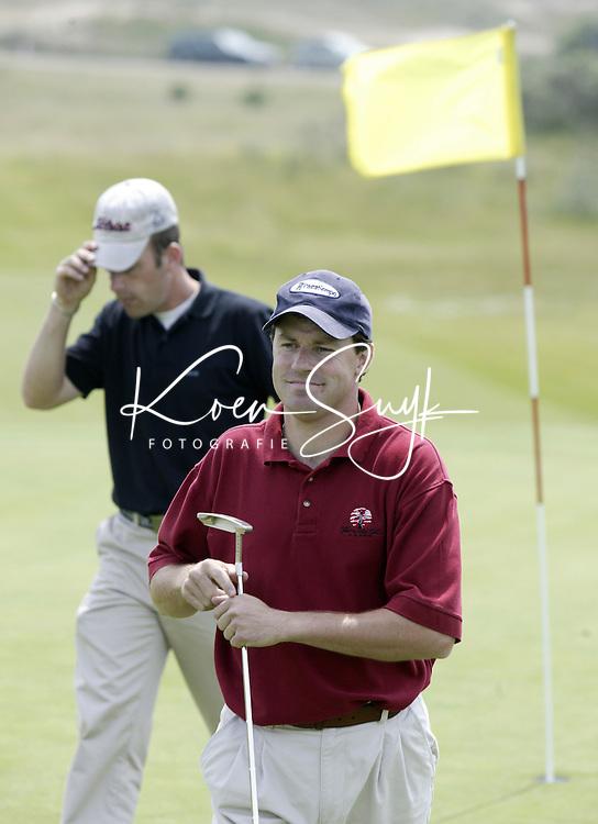 NOORDWIJK - Andrew Hastie. . Stern Open (Nationaal Open) op de Noordwijkse GC . Foto Koen Suyk