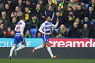 Reading v Norwich City 281214