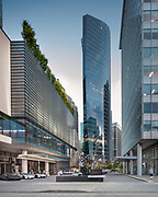 MNP Tower, Vancouver, British Columbia | Kohn Pedersen Fox Associates with Musson Catell Mackey | Oxford Properties Group | 2016