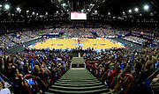 QUEENSLAND FIREBIRDS - PHOTO: SMP IMAGES.COM - 31st July 2016 - Action from 2016 ANZ Netball Championships Grand Final played between the Queensland Firebirds v NSW Swifts at the Brisbane Convention Centre, Boondal Brisbane.<br /> PHOTO: SMP IMAGES.COM