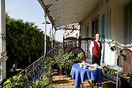 Algeria, Annaba . = Orient Hotel, on Revolution street, ex cours Bertagna  Annaba former bone,  Algeria  +