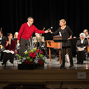 Taken at the Sing Along Messiah at The Music Hall in Portsmouth, NH, December 20, 2013