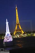 Paris, Eiffel Tower, Tour Eiffel, France