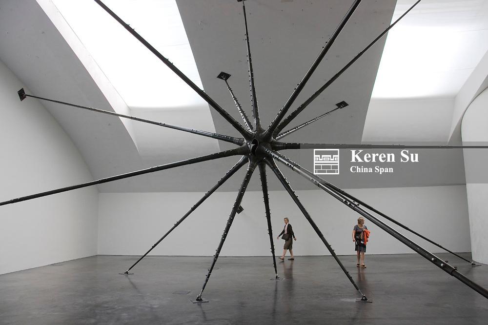 Modern Art Museum, Helsinki, Finland