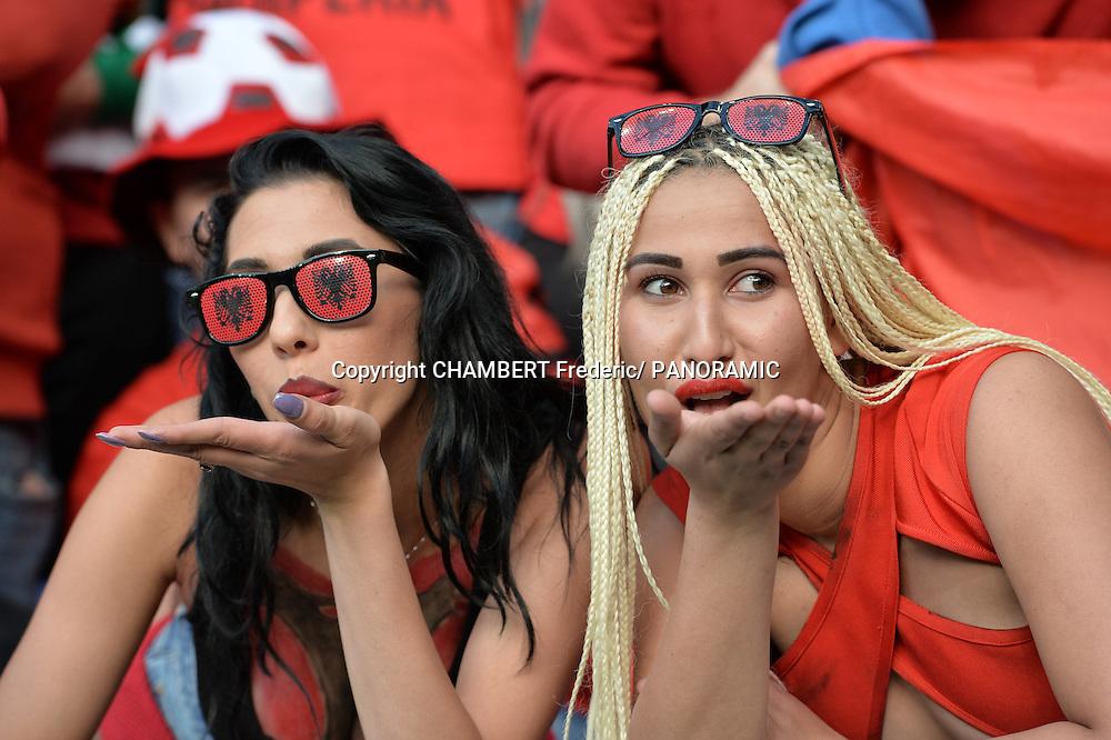 Romania vs Albania
