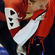 NLD/Heerenveen/20051204 - World Cup schaatsen 2005, Jochem Uytdehaage