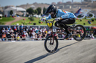 14 Boys #71 (MAGDELIJNS Wannes) BEL at the 2018 UCI BMX World Championships in Baku, Azerbaijan.