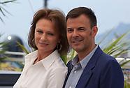 L'amant Double film photo call - Cannes Film Festival