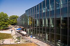 Interdisciplinary Science Building July 2017