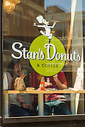 Stans Donuts doughnut shop in Wicker Park August 2, 2015 in Chicago, Illinois, USA.