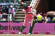 Lutho Sipamla during the One Day International match between South Africa and England at Bidvest Wanderers Stadium, Johannesburg, South Africa on 9 February 2020.