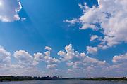 Potomac River from 14th Street Bridge