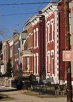 Newport Kentucky Rowhouses