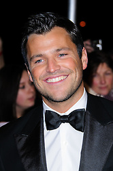 Mark Wright at the National Television Awards held in London on Wednesday, 25th January 2012. Photo by: i-Images
