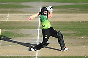 Heather Knight of Western Storm batting during the Kia Women's Cricket Super League Final match between Western Storm and Southern Vipers at the 1st Central County Ground, Hove, United Kingdom on 1 September 2019.