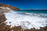 Scorpion Cove, Santa Cruz Island, Channel Islands National Park, California USA