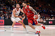 A|X Armani Exchange Olimpia Milano - Grissin Bon Reggio Emilia<br /> Basket Serie A LBA 2019/2020<br /> Milano 01 December 2019<br /> Foto Mattia Ozbot / Ciamillo-Castoria