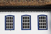 Sao Paulo_SP, Brasil...Janelas do Museu de Anchieta em Sao Paulo...Windows of Museu de Anchieta in Sao Paulo...Foto: MARCUS DESIMONI / NITRO