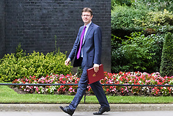 London, June 27th 2017. Secretary of State for Business, Energy and Industrial Strategy Greg Clark attends the weekly UK cabinet meeting at 10 Downing Street in London.