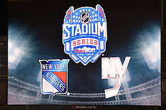 NHL Stadium Series at Yankee Stadium