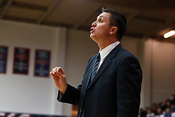 Jan 9, 2012; Moraga CA, USA;  San Francisco Dons head coach Rex Walters on the sidelines against the St. Mary's Gaels during the first half at McKeon Pavilion.  St. Mary's defeated San Francisco 87-72. Mandatory Credit: Jason O. Watson-US PRESSWIRE