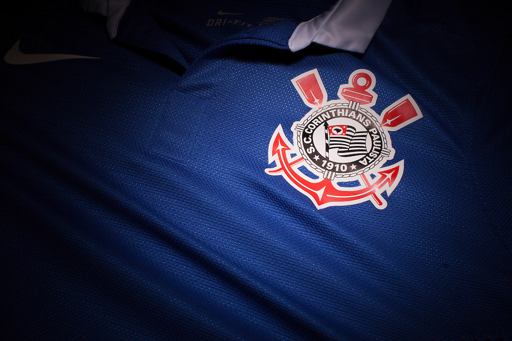 Sao Paulo, Brazil, June 23 of 2013:  NIKE's CORINTHIANS SHIRT.  (photo: Caio Guatelli)