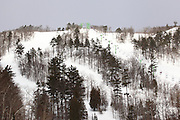 Highly qualified skiers and snowboarders make the long trek to the tip of the Keweenaw, and Mount Bohemia.