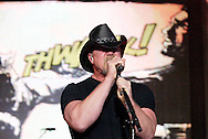 Trace Adkins performs at the Fraze Pavilion in Kettering, Saturday, July 16, 2011.