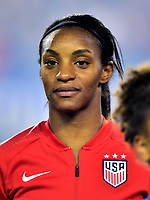 International Women's Friendly Matchs 2019 / <br /> SheBelieves Cup Tournament 2019 - <br /> United States vs Brazil 1-0 ( Raymond James Stadium - Tampa-FL,Usa ) - <br /> Crystal Dunn of United States