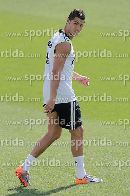 10.08.2010, Valdebebas, Madrid, ESP, Primera Division, Real Madrid Training, im Bild . EXPA Pictures © 2010, PhotoCredit: EXPA/ Alterphotos/ Cesar Cebolla +++++ ATTENTION - OUT OF SPAIN +++++. / SPORTIDA PHOTO AGENCY