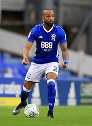 Emilio Nsue of Birmingham City - Mandatory by-line: Paul Roberts/JMP - 08/08/2017 - FOOTBALL - St Andrew's Stadium - Birmingham, England - Birmingham City v Crawley Town - Carabao Cup