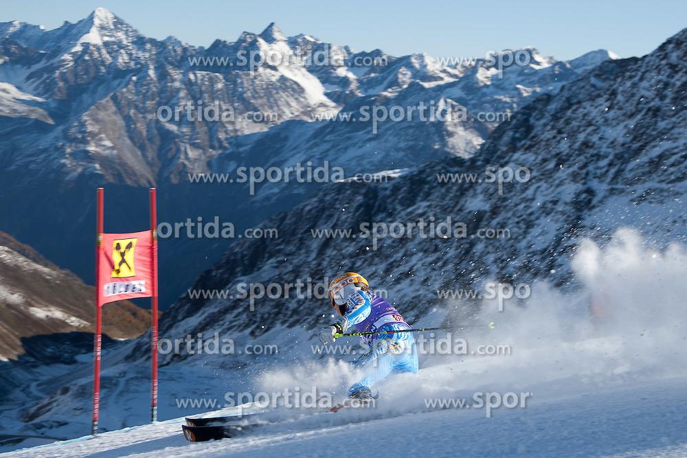 22.10.2011, Rettenbachferner, Soelden, AUT, FIS World Cup Ski Alpin, Damen, Riesenslalom, im Bild Maria Pietilae-Holmner (SWE) // during Ladies ginat Slalom at FIS Worldcup Ski Alpin at the Rettenbachferner in Solden on 22/10/2011. EXPA Pictures © 2011, PhotoCredit: EXPA/ Johann Groder