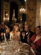 Mariel Hemingway, The  Thirteenth Annual Crillon Haute Couture Ball. Paris,  29 November 2003. © Copyright Photograph by Dafydd Jones 66 Stockwell Park Rd. London SW9 0DA Tel 020 7733 0108 www.dafjones.com