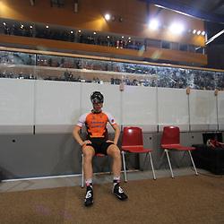 Wachten voor de start
