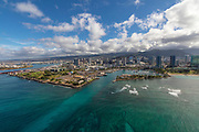 Kewalo Basin, Honolulu, Oahu, Hawaii