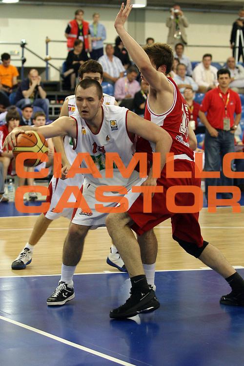 DESCRIZIONE : Atene Athens Eurolega Euroleague 2006-07 Final Four Torneo Giovanile Junior Tournament Olympiacos Pireo Bc Fmp<br /> GIOCATORE : Macvan<br /> SQUADRA : Bc Fmp<br /> EVENTO : Eurolega 2006-2007 Final Four Torneo Giovanile Junior Tournament <br /> GARA : Olympiacos Pireo Bc Fmp<br /> DATA : 04/05/2007 <br /> CATEGORIA : Palleggio<br /> SPORT : Pallacanestro <br /> AUTORE : Agenzia Ciamillo-Castoria/M.Ciamillo
