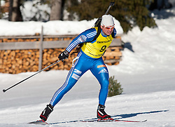 12.12.2010, Biathlonzentrum, Obertilliach, AUT, Biathlon Austriacup, Verfolgung Men, im Bild Artem Gusev (RUS, #9). EXPA Pictures © 2010, PhotoCredit: EXPA/ J. Groder