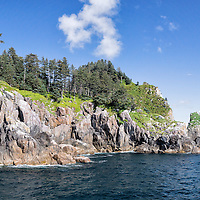 Part of the Chiswell Islands, Alaska Maritime National Wildlife Refuge, Alaska