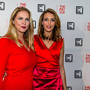 NLD/Amsterdam//20170410 - Free a Girl Celebrity Night, Nance Coolen en Marvy Rieder