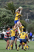 20170520 College Rugby - Rongotai College v Hastings Boys' High School