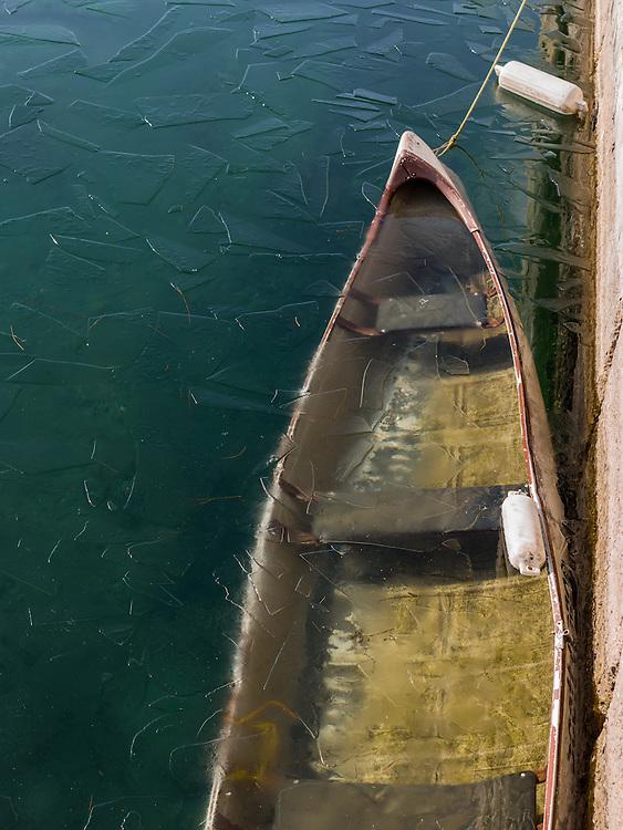 http://Duncan.co/sinking-canoe-under-ice