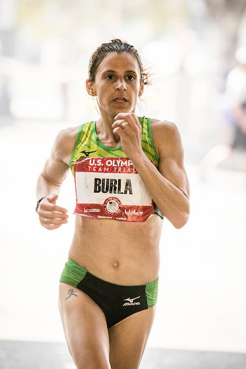 USA Olympic Team Trials Marathon 2016, Serena Burla, Mizuno